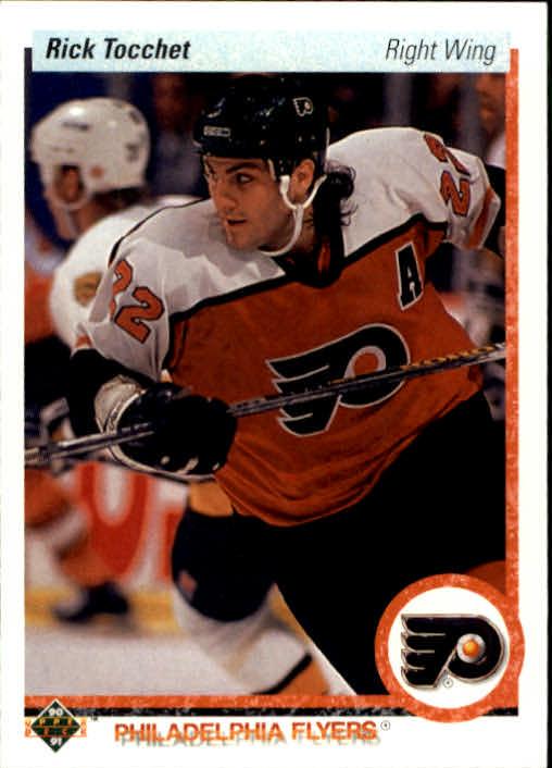 1990-91 Upper Deck #263 Rick Tocchet