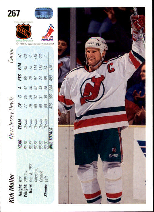 1990-91-Upper-Deck-Hockey-201-400-Rookies-You-Pick-Buy-10-cards-FREE-SHIP thumbnail 133