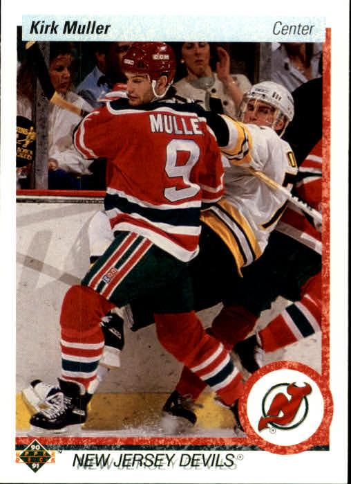 1990-91 Upper Deck #267 Kirk Muller