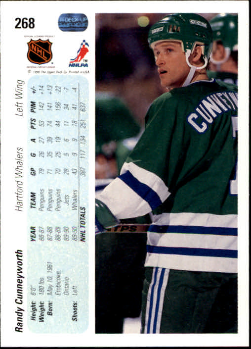1990-91-Upper-Deck-Hockey-201-400-Rookies-You-Pick-Buy-10-cards-FREE-SHIP thumbnail 135