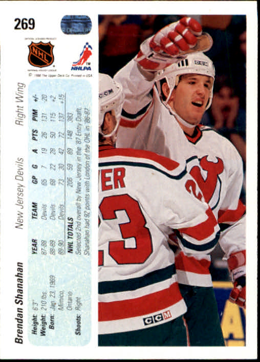 1990-91-Upper-Deck-Hockey-201-400-Rookies-You-Pick-Buy-10-cards-FREE-SHIP thumbnail 137