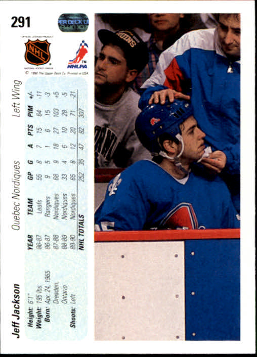 1990-91-Upper-Deck-Hockey-201-400-Rookies-You-Pick-Buy-10-cards-FREE-SHIP thumbnail 181