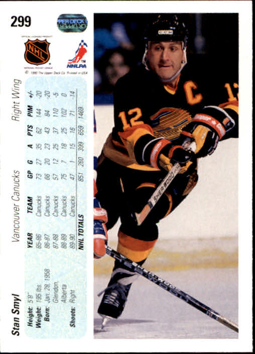 1990-91-Upper-Deck-Hockey-201-400-Rookies-You-Pick-Buy-10-cards-FREE-SHIP thumbnail 197