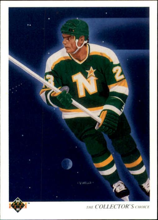 1990-91 Upper Deck #308 Brian Bellows TC