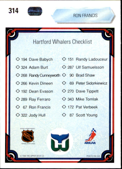 1990-91-Upper-Deck-Hockey-201-400-Rookies-You-Pick-Buy-10-cards-FREE-SHIP thumbnail 227