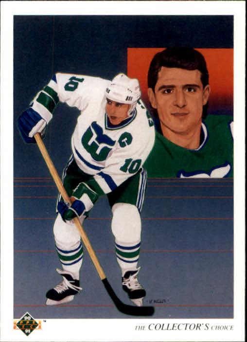 1990-91 Upper Deck #314 Ron Francis TC
