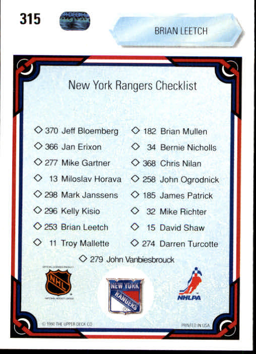 1990-91-Upper-Deck-Hockey-201-400-Rookies-You-Pick-Buy-10-cards-FREE-SHIP thumbnail 229