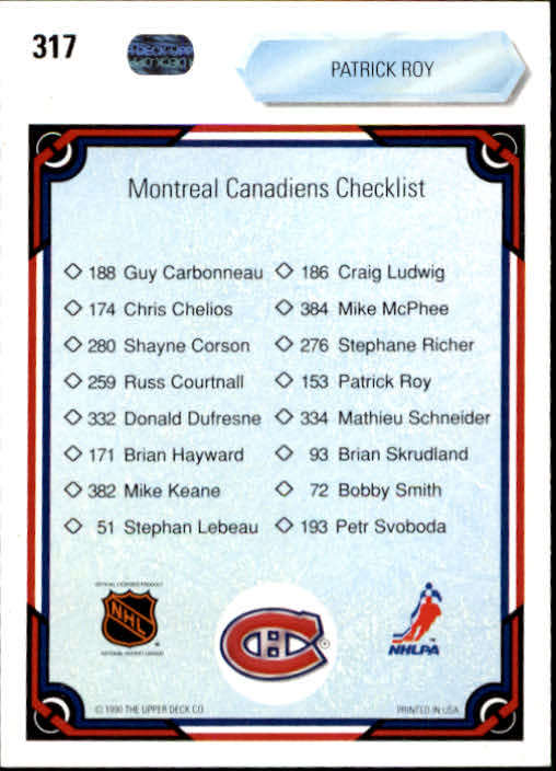 1990-91-Upper-Deck-Hockey-201-400-Rookies-You-Pick-Buy-10-cards-FREE-SHIP thumbnail 233