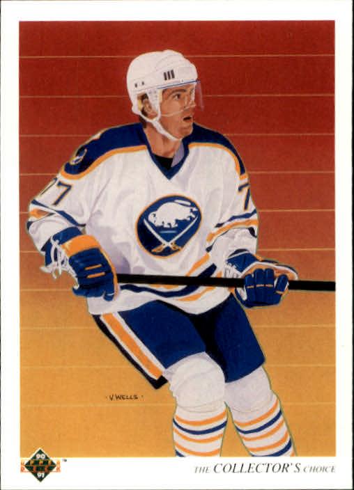 1990-91 Upper Deck #318 Pierre Turgeon TC