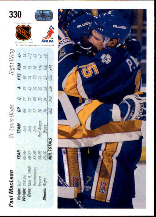 1990-91-Upper-Deck-Hockey-201-400-Rookies-You-Pick-Buy-10-cards-FREE-SHIP thumbnail 259