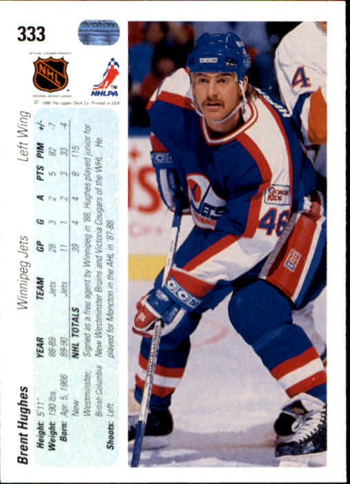 1990-91-Upper-Deck-Hockey-201-400-Rookies-You-Pick-Buy-10-cards-FREE-SHIP thumbnail 265