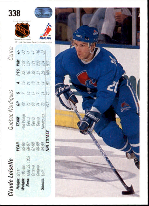 1990-91-Upper-Deck-Hockey-201-400-Rookies-You-Pick-Buy-10-cards-FREE-SHIP thumbnail 273