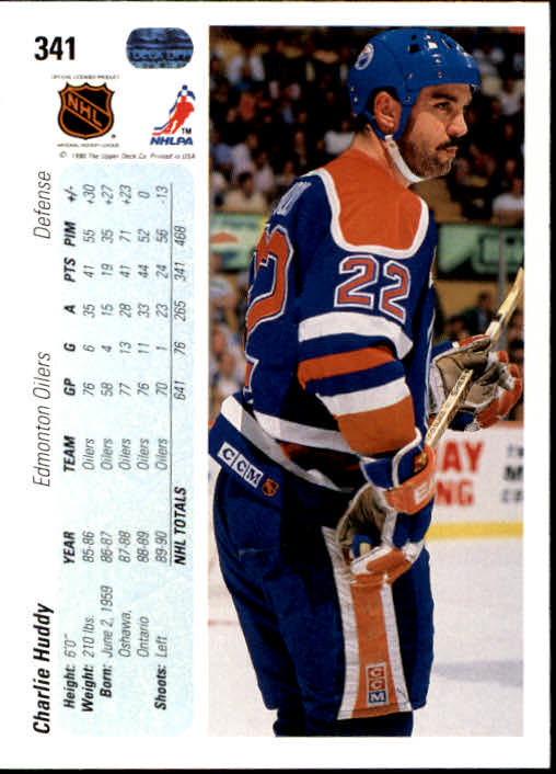 1990-91-Upper-Deck-Hockey-201-400-Rookies-You-Pick-Buy-10-cards-FREE-SHIP thumbnail 279