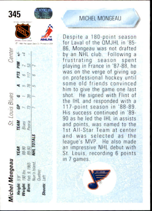 1990-91-Upper-Deck-Hockey-201-400-Rookies-You-Pick-Buy-10-cards-FREE-SHIP thumbnail 287