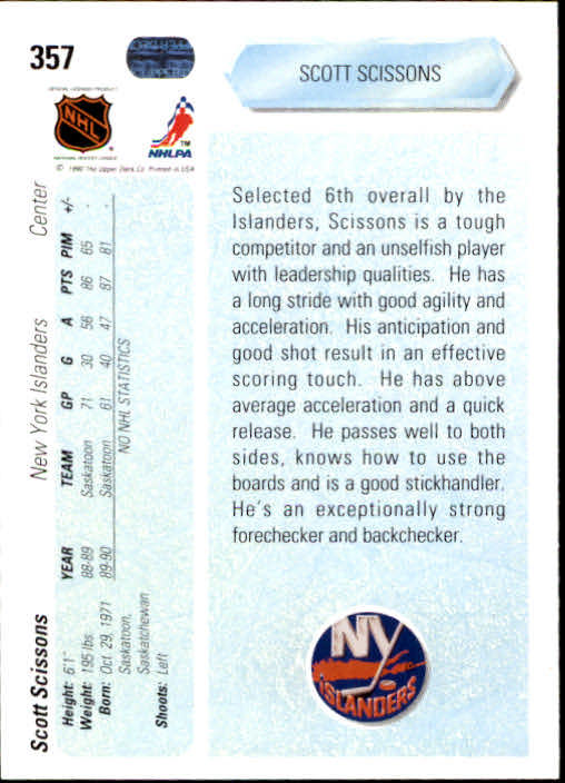 1990-91-Upper-Deck-Hockey-201-400-Rookies-You-Pick-Buy-10-cards-FREE-SHIP thumbnail 311