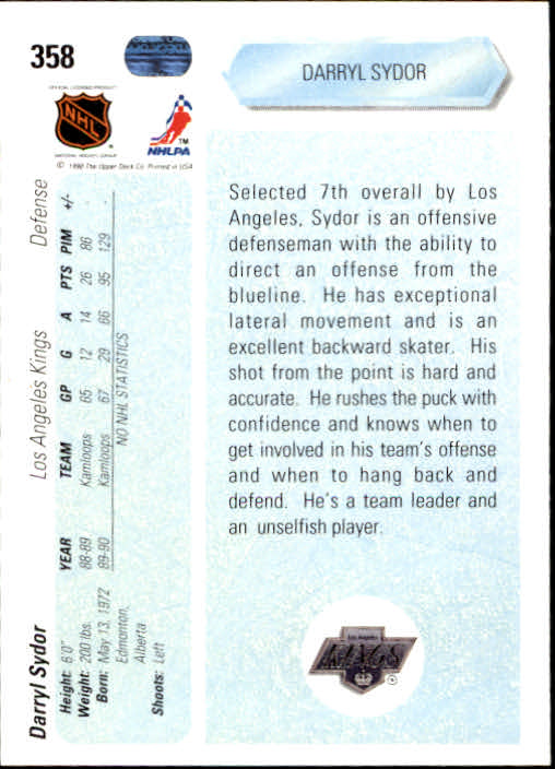 1990-91-Upper-Deck-Hockey-201-400-Rookies-You-Pick-Buy-10-cards-FREE-SHIP thumbnail 313