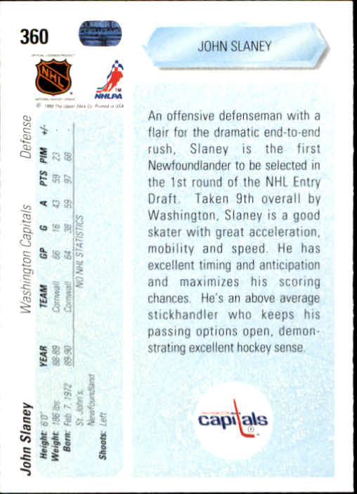 1990-91-Upper-Deck-Hockey-201-400-Rookies-You-Pick-Buy-10-cards-FREE-SHIP thumbnail 317