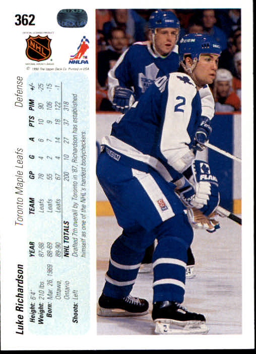 1990-91-Upper-Deck-Hockey-201-400-Rookies-You-Pick-Buy-10-cards-FREE-SHIP thumbnail 321