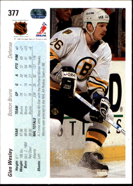 1990-91-Upper-Deck-Hockey-201-400-Rookies-You-Pick-Buy-10-cards-FREE-SHIP thumbnail 351