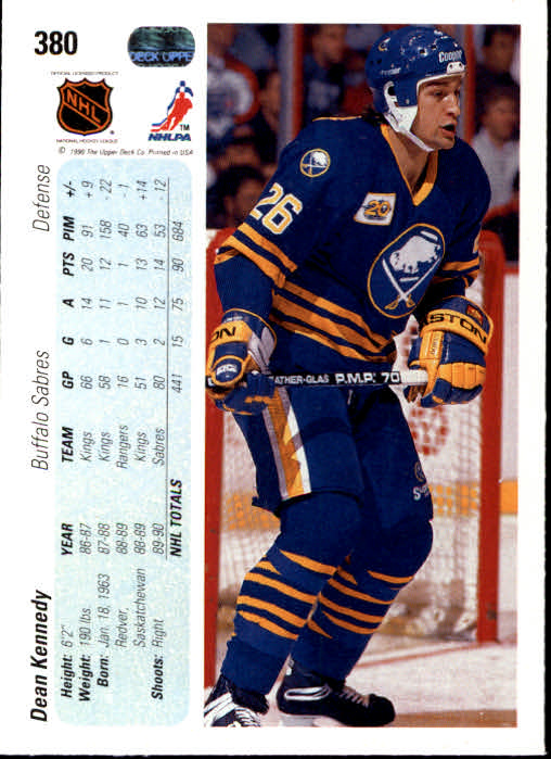 1990-91-Upper-Deck-Hockey-201-400-Rookies-You-Pick-Buy-10-cards-FREE-SHIP thumbnail 357