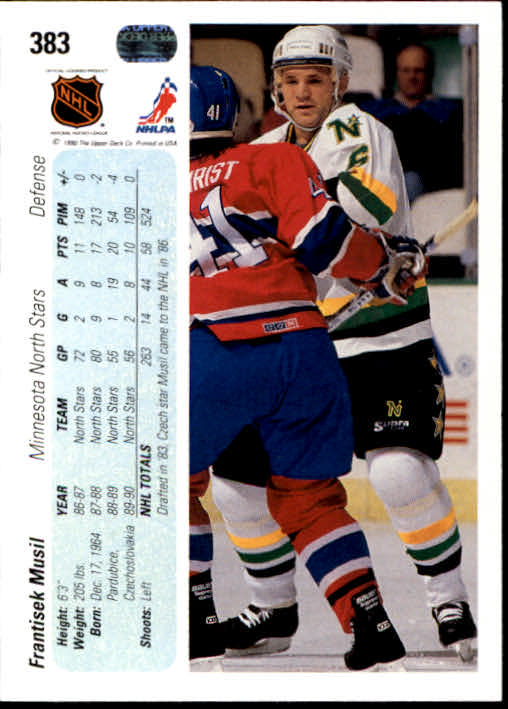 1990-91-Upper-Deck-Hockey-201-400-Rookies-You-Pick-Buy-10-cards-FREE-SHIP thumbnail 363