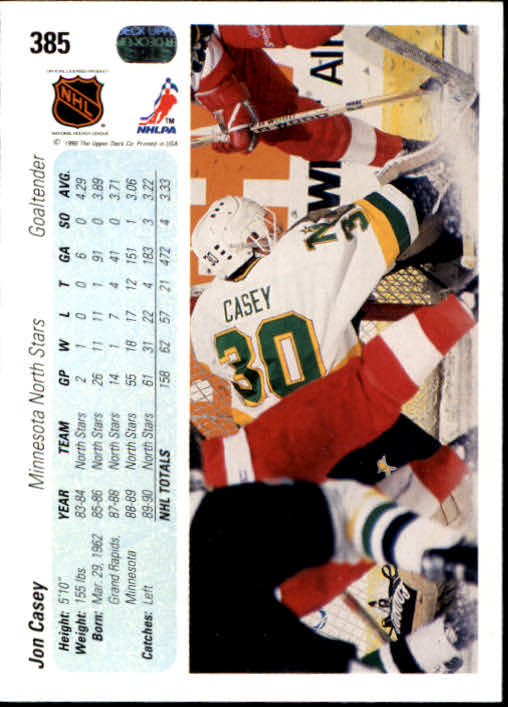 1990-91-Upper-Deck-Hockey-201-400-Rookies-You-Pick-Buy-10-cards-FREE-SHIP thumbnail 367