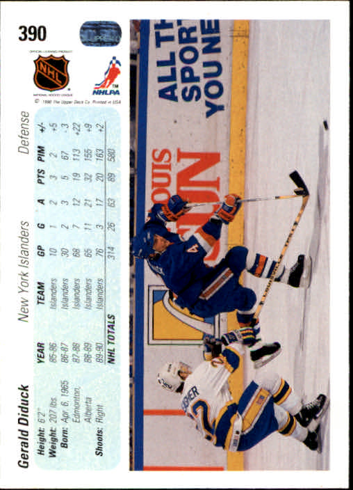 1990-91-Upper-Deck-Hockey-201-400-Rookies-You-Pick-Buy-10-cards-FREE-SHIP thumbnail 377