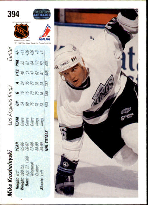 1990-91-Upper-Deck-Hockey-201-400-Rookies-You-Pick-Buy-10-cards-FREE-SHIP thumbnail 385