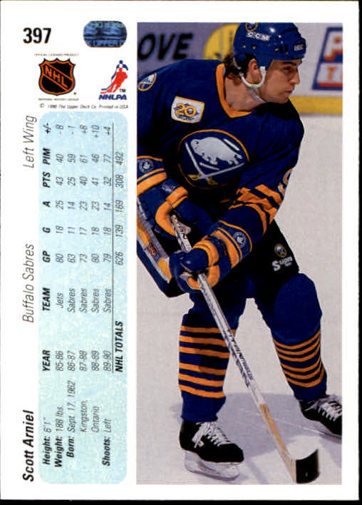 1990-91-Upper-Deck-Hockey-201-400-Rookies-You-Pick-Buy-10-cards-FREE-SHIP thumbnail 391
