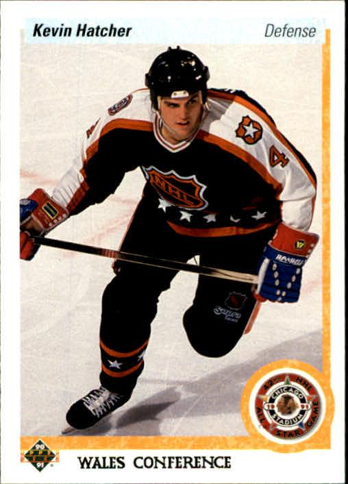 1990-91 Upper Deck #486 Kevin Hatcher AS
