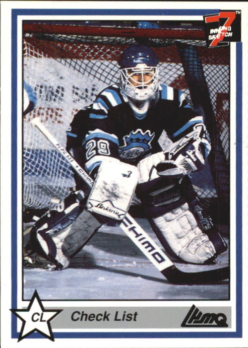 1990-91 7th Inning Sketch QMJHL #159 Felix Potvin CL