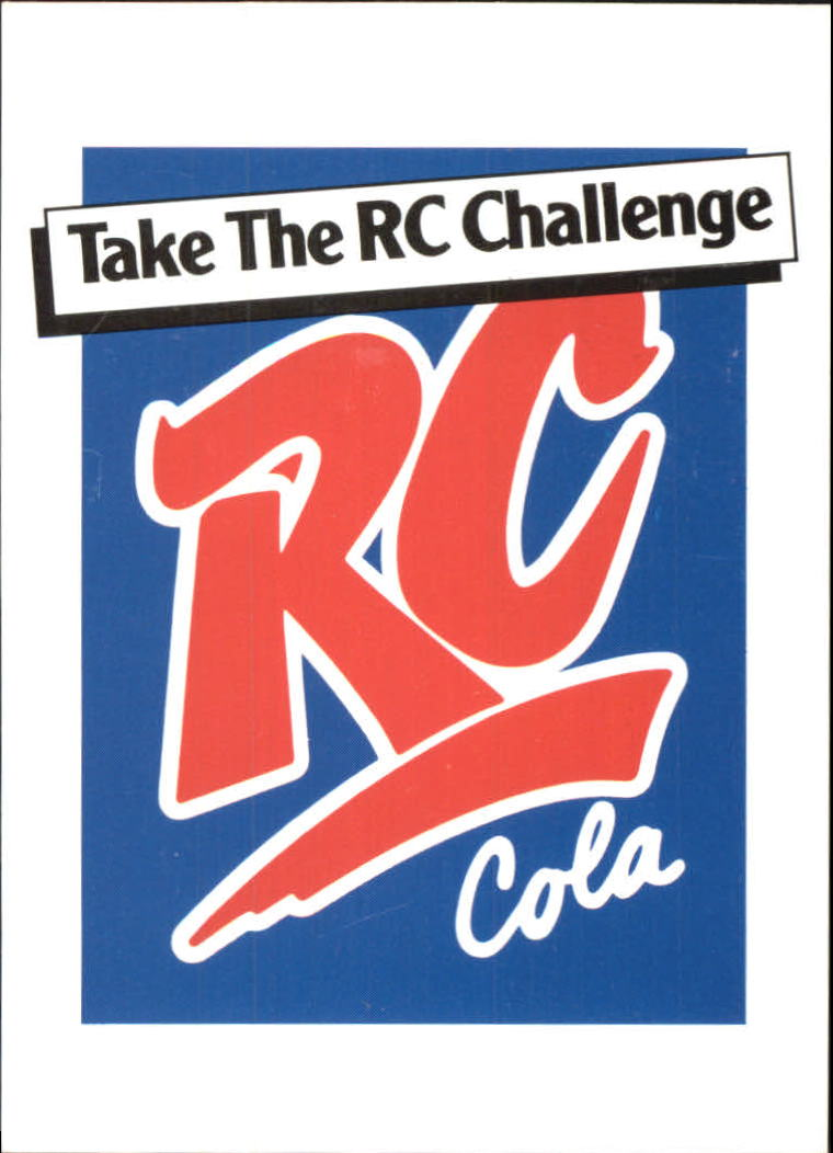 1990-91 Kings Smokey #NNO RC Cola Challenge