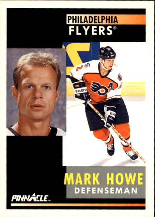 1991-92 Pinnacle #297 Mark Howe