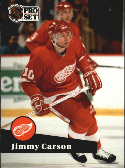 1991-92 Pro Set #55 Jimmy Carson
