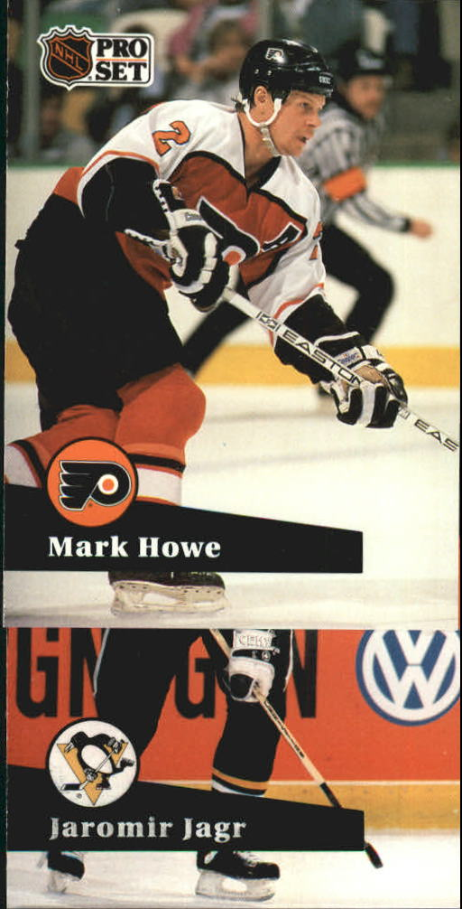 1991-92 Pro Set #182 Mark Howe