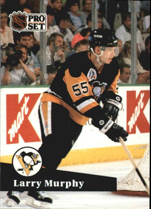 1991-92 Pro Set #193 Larry Murphy