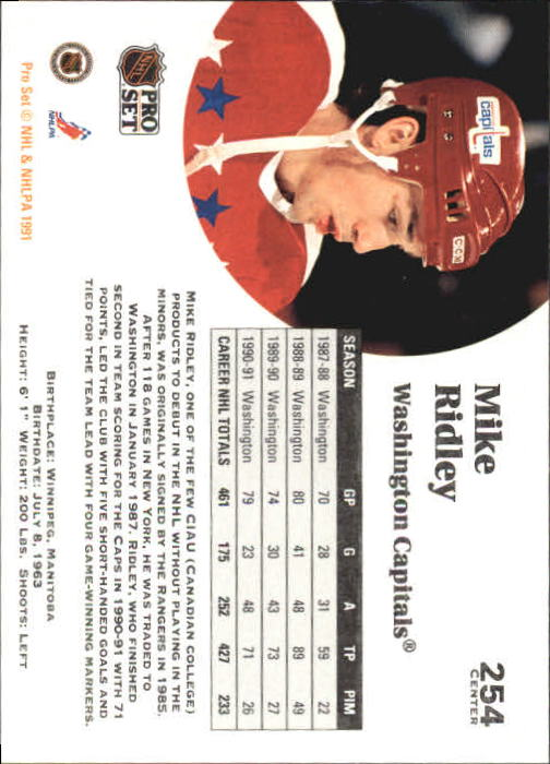 1991-92-Pro-Set-Hockey-s-251-500-Rookies-You-Pick-Buy-10-cards-FREE-SHIP thumbnail 9