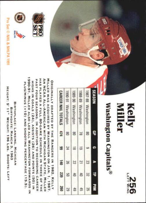 1991-92-Pro-Set-Hockey-s-251-500-Rookies-You-Pick-Buy-10-cards-FREE-SHIP thumbnail 11