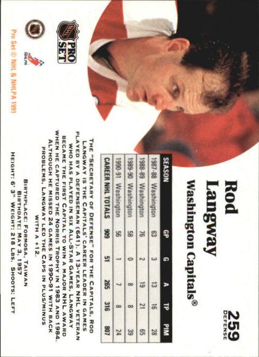 1991-92-Pro-Set-Hockey-s-251-500-Rookies-You-Pick-Buy-10-cards-FREE-SHIP thumbnail 15