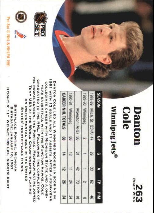 1991-92-Pro-Set-Hockey-s-251-500-Rookies-You-Pick-Buy-10-cards-FREE-SHIP thumbnail 19