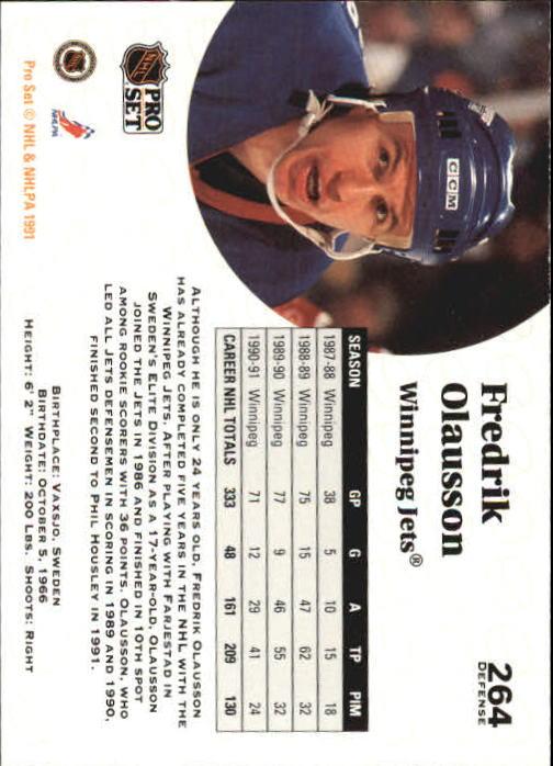 1991-92-Pro-Set-Hockey-s-251-500-Rookies-You-Pick-Buy-10-cards-FREE-SHIP thumbnail 21