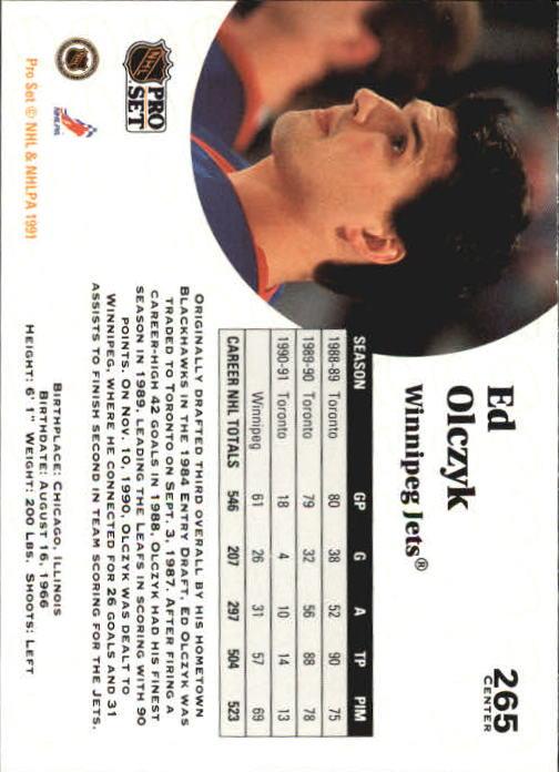 1991-92-Pro-Set-Hockey-s-251-500-Rookies-You-Pick-Buy-10-cards-FREE-SHIP thumbnail 23