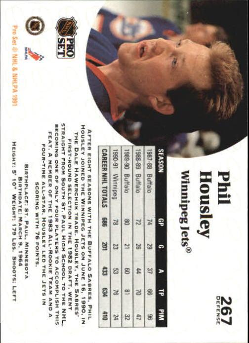 1991-92-Pro-Set-Hockey-s-251-500-Rookies-You-Pick-Buy-10-cards-FREE-SHIP thumbnail 27