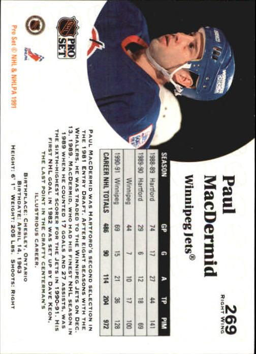 1991-92-Pro-Set-Hockey-s-251-500-Rookies-You-Pick-Buy-10-cards-FREE-SHIP thumbnail 29