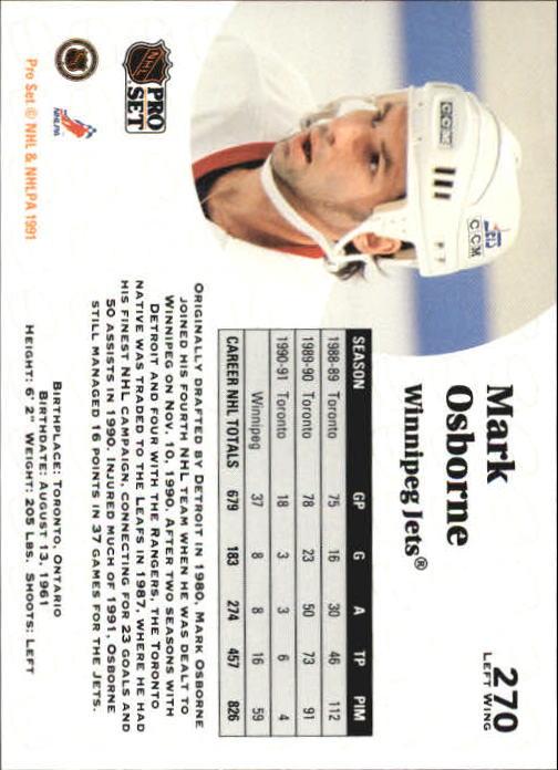 1991-92-Pro-Set-Hockey-s-251-500-Rookies-You-Pick-Buy-10-cards-FREE-SHIP thumbnail 31