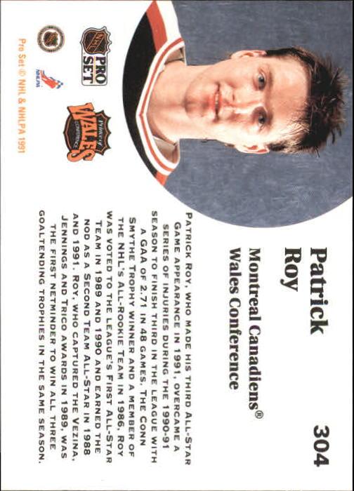 1991-92-Pro-Set-Hockey-s-251-500-Rookies-You-Pick-Buy-10-cards-FREE-SHIP thumbnail 53