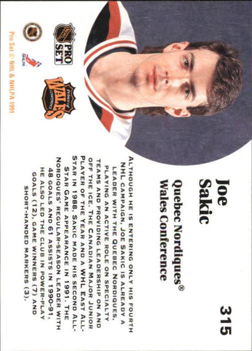 1991-92-Pro-Set-Hockey-s-251-500-Rookies-You-Pick-Buy-10-cards-FREE-SHIP thumbnail 69