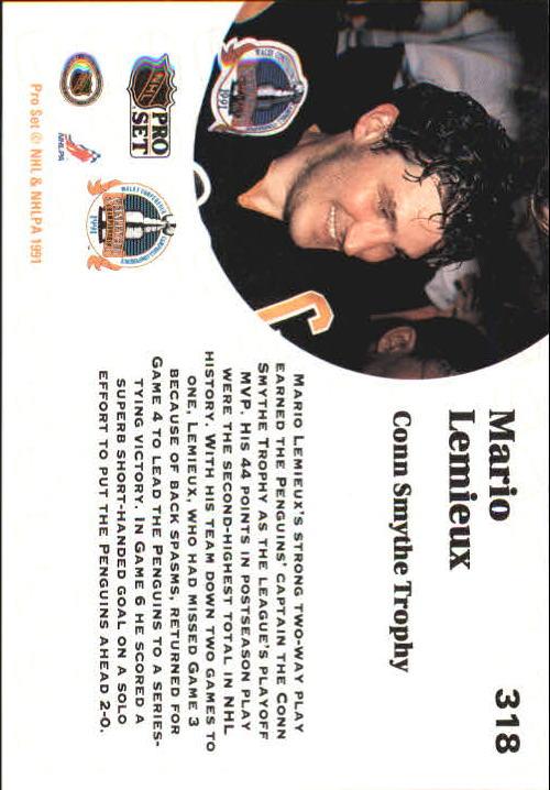 1991-92-Pro-Set-Hockey-s-251-500-Rookies-You-Pick-Buy-10-cards-FREE-SHIP thumbnail 73