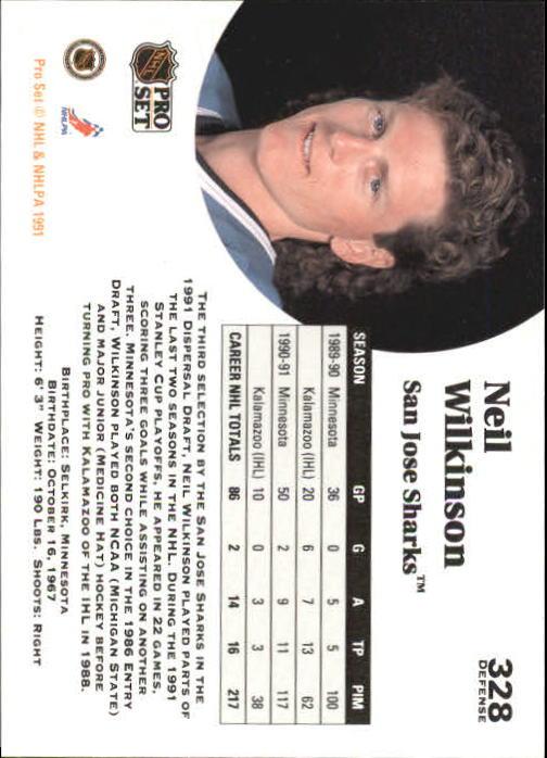 1991-92-Pro-Set-Hockey-s-251-500-Rookies-You-Pick-Buy-10-cards-FREE-SHIP thumbnail 85