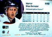 1991-92 Pro Set #448 Steve Duchesne back image